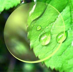 High Power Plus 1.499 Lenticular Semi Finished Optical Lens Blanks
