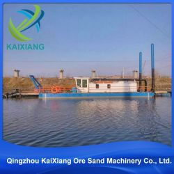 Sand Dredging Equipment in China