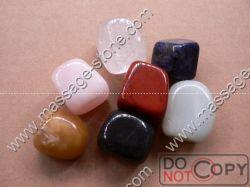 Wholesale Chakra Stone for Healing Massage Tool
