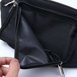 4 Zip Pockets Travel Hiking Outdoor Sport Waist Bag