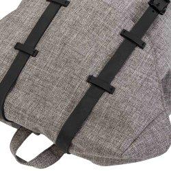 Unisex Outdoor Polyester Blue Sport Shoulder Backpack Bag Sh-061501