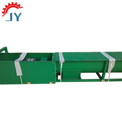 Ever Lucky Waste Solid Handling Oil Sludge Screw Conveyor