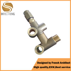 Brass Bypass Valve for Test Pump