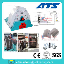 Grain Grinding Mill Equipment for Poultry Feed