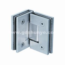 Stainless Steel Shower Door Hinge Bathroom Accessories Glass Cbracket  (SH 0350)
