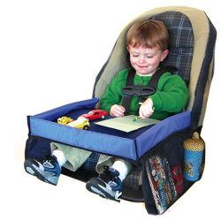 Kids Food Trays/Kids Snack & Play Travel Tray/Kids Folding Tray