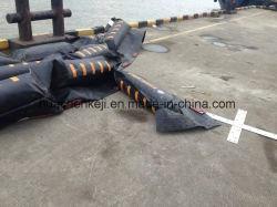 Best Quality Air Float PVC Oil Boom (PWL600-1100)