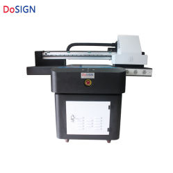 small a2 size uv flatbed printer printer for phone cover and plastic business card printing machine - Plastic Card Printing Machine