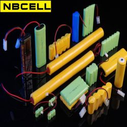 Customize Ni-CD/NiCd Rechargeable Battery Pack (AA, AAA, SC, D)