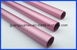 6063 T5 Tubal Extruded Aluminum Machined Tube/Pipe