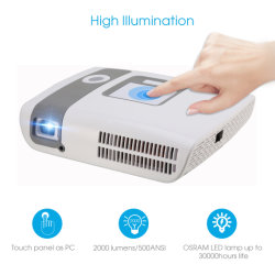 Wholesale Mini Pocket Mobile LCD Projector