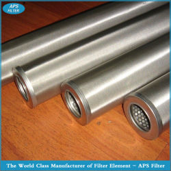 Stainless Steel Sintered Filter Element/Metalic Candle Filter