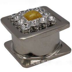 High Quality Metal Box Gem Type 3 Colors