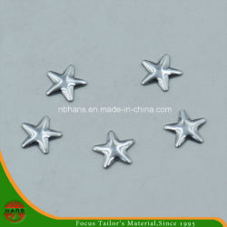 8X8mm High Quality Star Flat Nailhead (HAST50011)