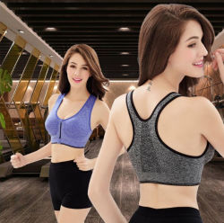 Sports Bra High Impact Support for Yoga Gym Workout Fitness