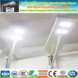 Promotion Prices of Outdoor Motion Sensor LED Solar Light, All in One Solar Street Light China