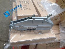 Hand Manual Steel Wire Cable Hoist Puller