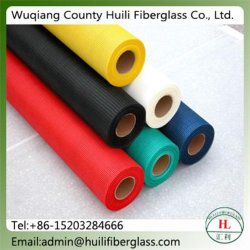Fiberglass Mesh Coated Acrylic Resin