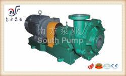 Horizontal Icorrosion Wear Resistant Chemical Slurry Pump
