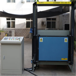 1200c Electric Resistance Muffle Furnace for Heat Treatment Hardening Furnace