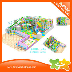 Qingyuan Factory Sports Center Indoor Soft Play Equipment