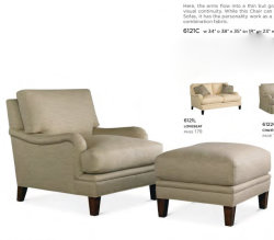 Simple Modern Fabric Foot Stool with Low Backrest, Single Shoe Change Stool, Leisure Sofa Chair