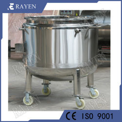 Sanitary Stainless Steel 20 Liter Tank Slurry Mixing Tank