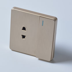 Whole Sales Price 10A White Big Button Wall Switch