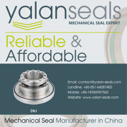 Mechanical Seal for Slurry Pump and Paper Pulp Pump