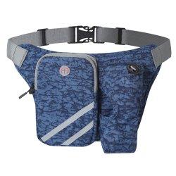 Adjust Sports Waist Pouch for Marathon Running with Bottle Holder Belt Bag