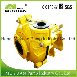 Heavy Duty High Efficiency Slurry Pump with Rubber Lined