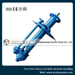 Mineral Vertical Pump Processing Effluent Handling Slurry Pump