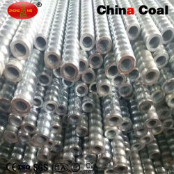 Safety Use Galvanized Hollow Threaded Combined Anchor Tunnel Support