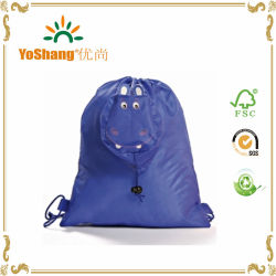 ICTI Sedex Factory Best Selling Recycled Non Woven Drawstring Sports Bag