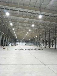 Indoor Workshop Exhibition Hanging LED UFO High Bay Light 200W