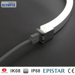 Sideview Warm White Custom Length Flexible LED Strip