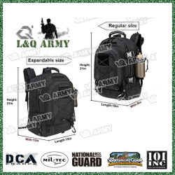 3-Day Military Tactical Assault Backpack for Outdoor Activities
