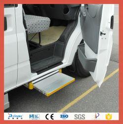Ce Reliable Sliding Electric Steps for Caravans
