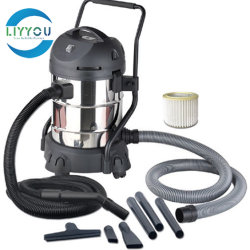30L Stainless Steel Tank Swimming Pool Vacuum Cleaning Tool