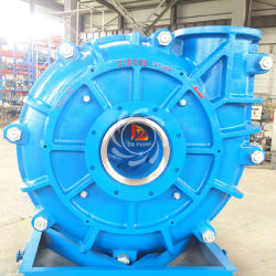 High Quality Mining Mineral Processing End Suction Slurry Pump