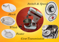 Hot Sale Multi-Functional Stand Food Mixer for Planetary Mixing Machine