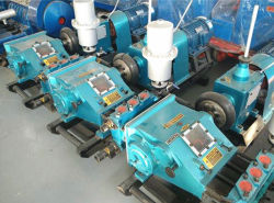 Bw250 Triplex Plunger Mud Pump
