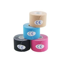 Breathable Softly Strong Elasticity Sport Kinesiology Tape