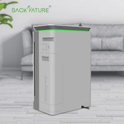 Ce Negative Ion OEM UV HEPA Humidifier Home Air Purifier