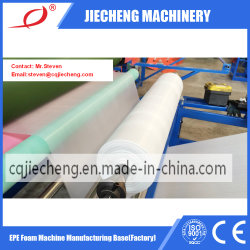 EPE Foam Sheet/Film Plastic Packing Laminating Machine Model Jc-1750