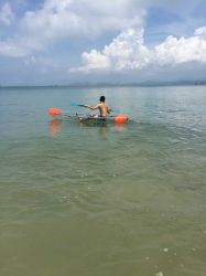 Polycarbonate The Best Fishing Kayak Factory Wholesale Made in China