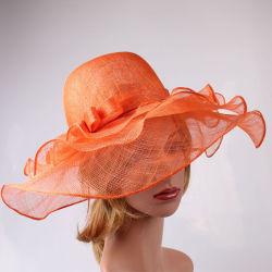 f9df11a20fb Wholesale Women Plain Felt Church Hat Ladies Wedding Hats