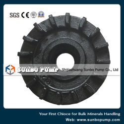Heavy Duty Slurry Pump Parts Spare Parts Wetted Parts