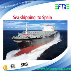 Free Consolidated Services, Sea Cargo to Barcelona Spain