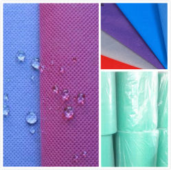 PP Nonwoven Fabrics Cloth (8-330GSM) for Home Textile